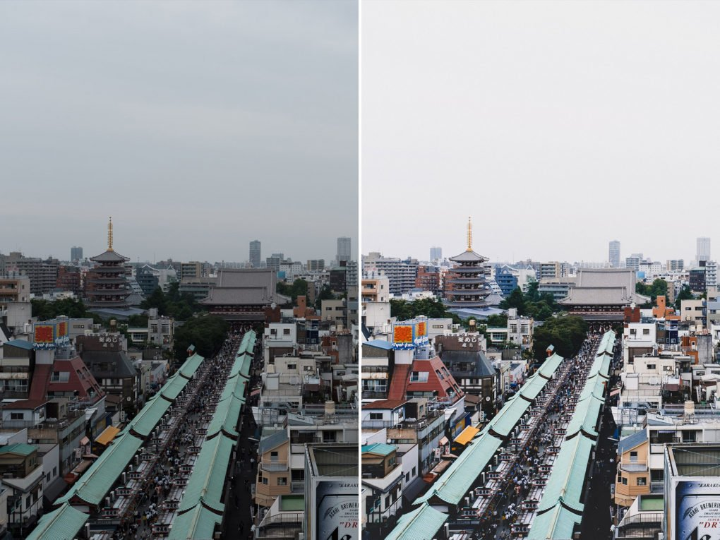 URBAN CHROME: Download Lightroom Presets from Joe Allam — Cityscape Pop