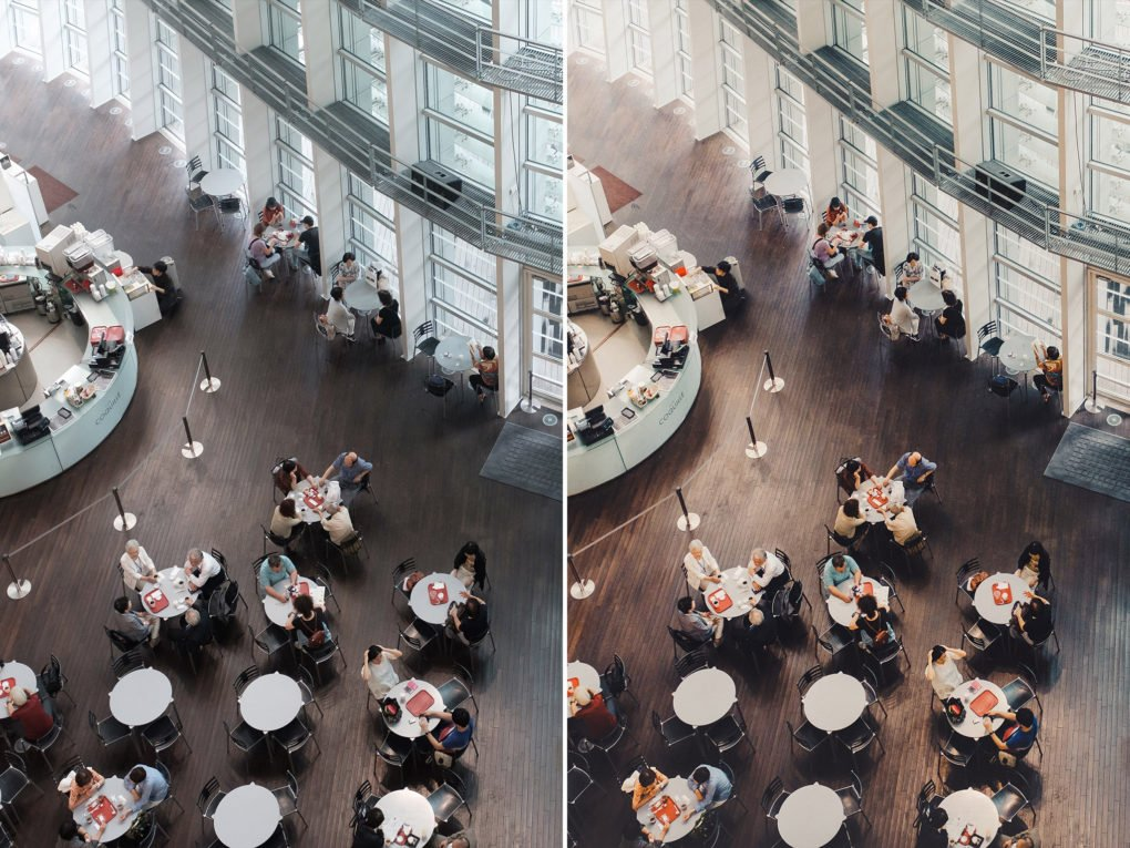URBAN CHROME: Download Lightroom Presets from Joe Allam — Subdued
