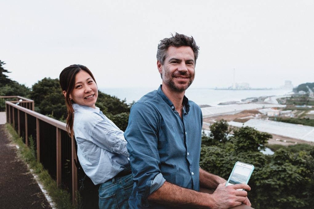 Discovery Channel: Fukushima Diaries — Angela and Michael