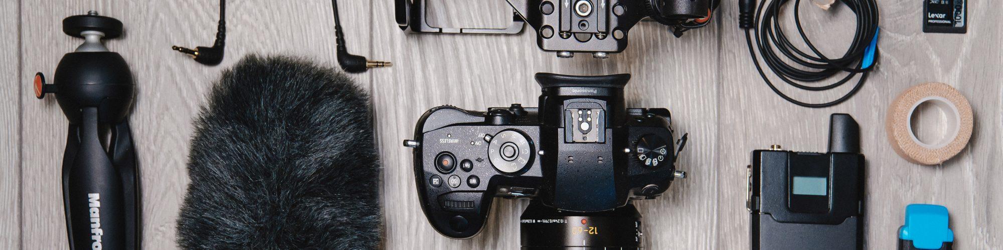 Panasonic GH5 Best Vlog setup 2018