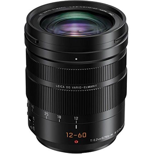 Panasonic Lumix Leica DG 12-60mm ƒ2.8-4