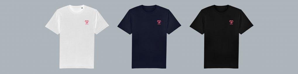 Art in the Heart T-Shirt short sleeve options